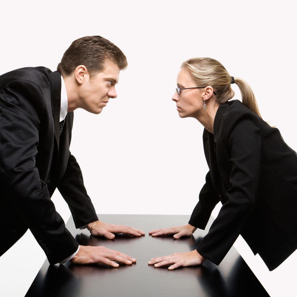 مدیریت تعارض و اهمیت شخص