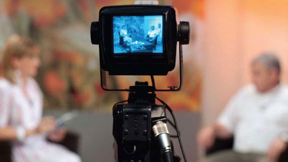 ویدیو برندینگ و مصاحبه