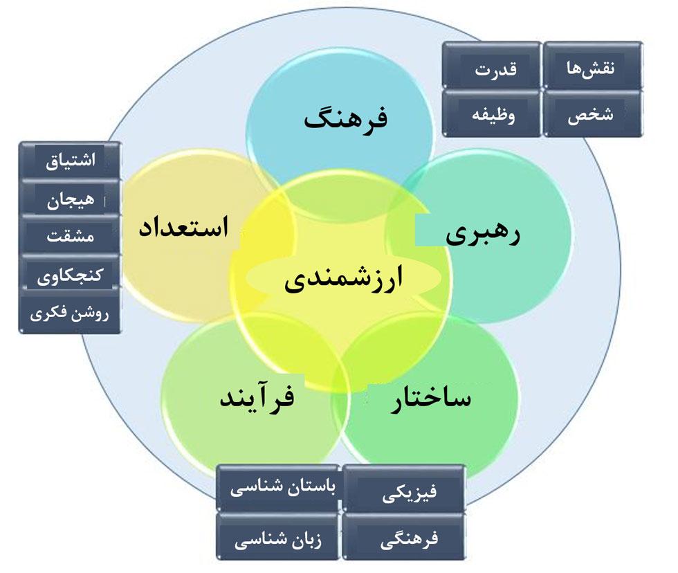 سازمان های پایدار و انسان شناسی