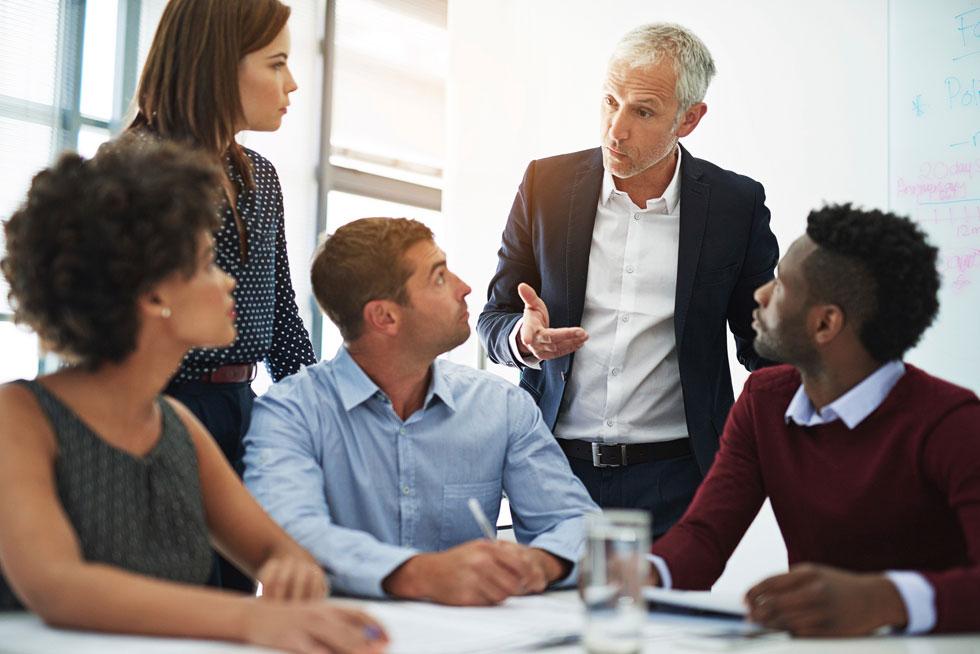 مدیران موفق و حل تیمی مشکلات