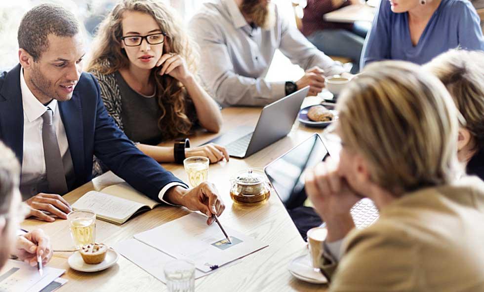 مدیریت رفتار سازمانی و تیم کاری