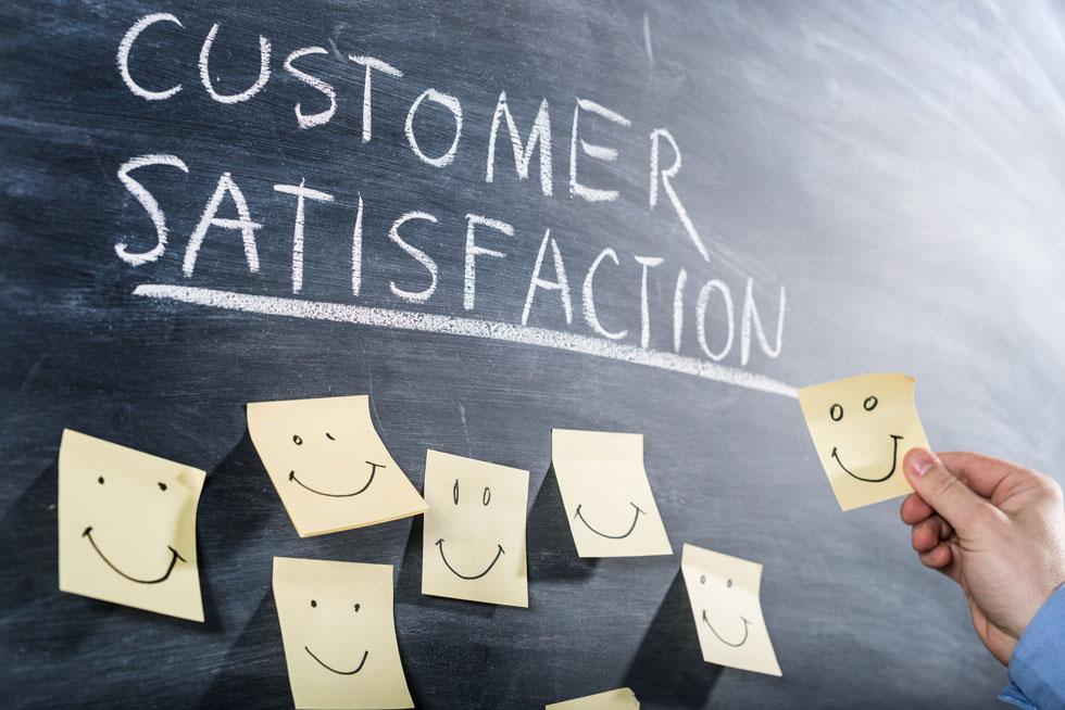 خشنودی مشتری و ایجاد اجتماع