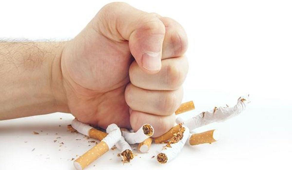 خود کنترلی و سیگار کشیدن