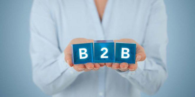 مشتریان b2b