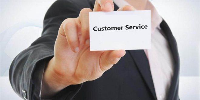 خدمات به مشتری ها