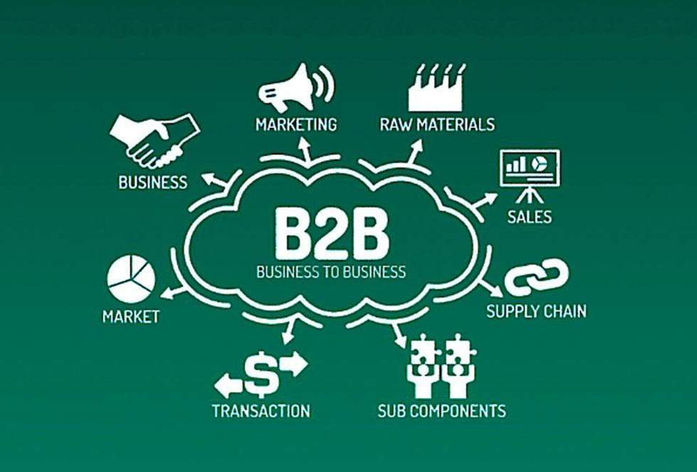 مشتریان b2b و امکانات