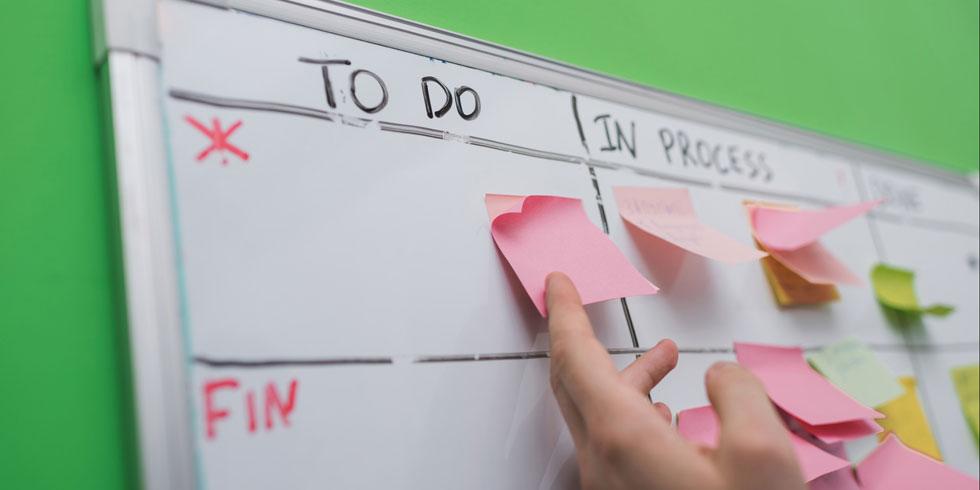 مدیریت زمان در فروش و اولویت بندی