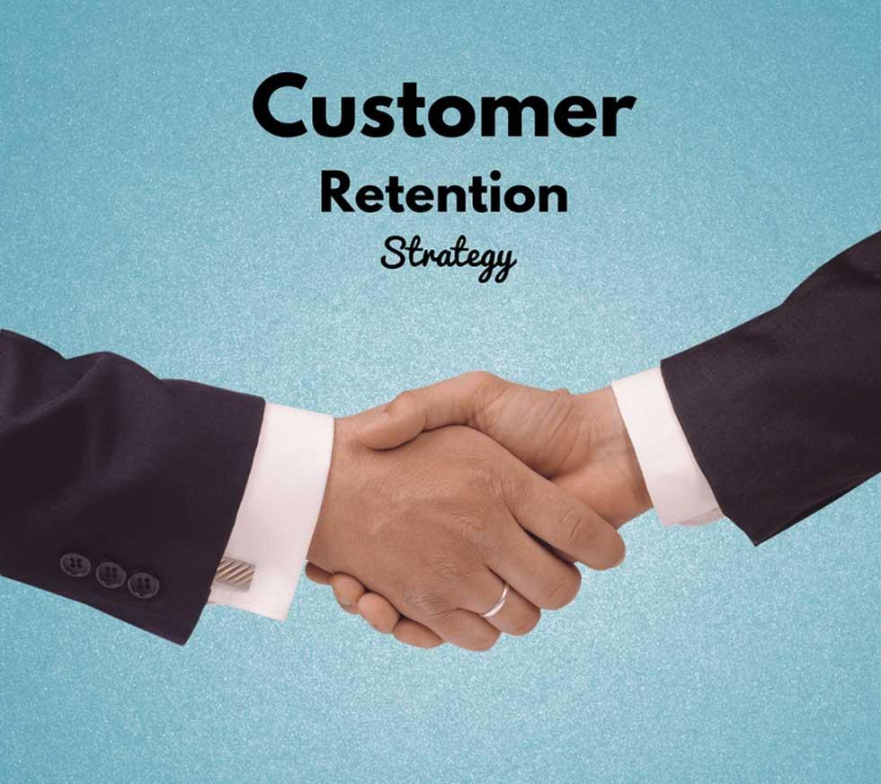 نگهداری مشتری و وفاداری