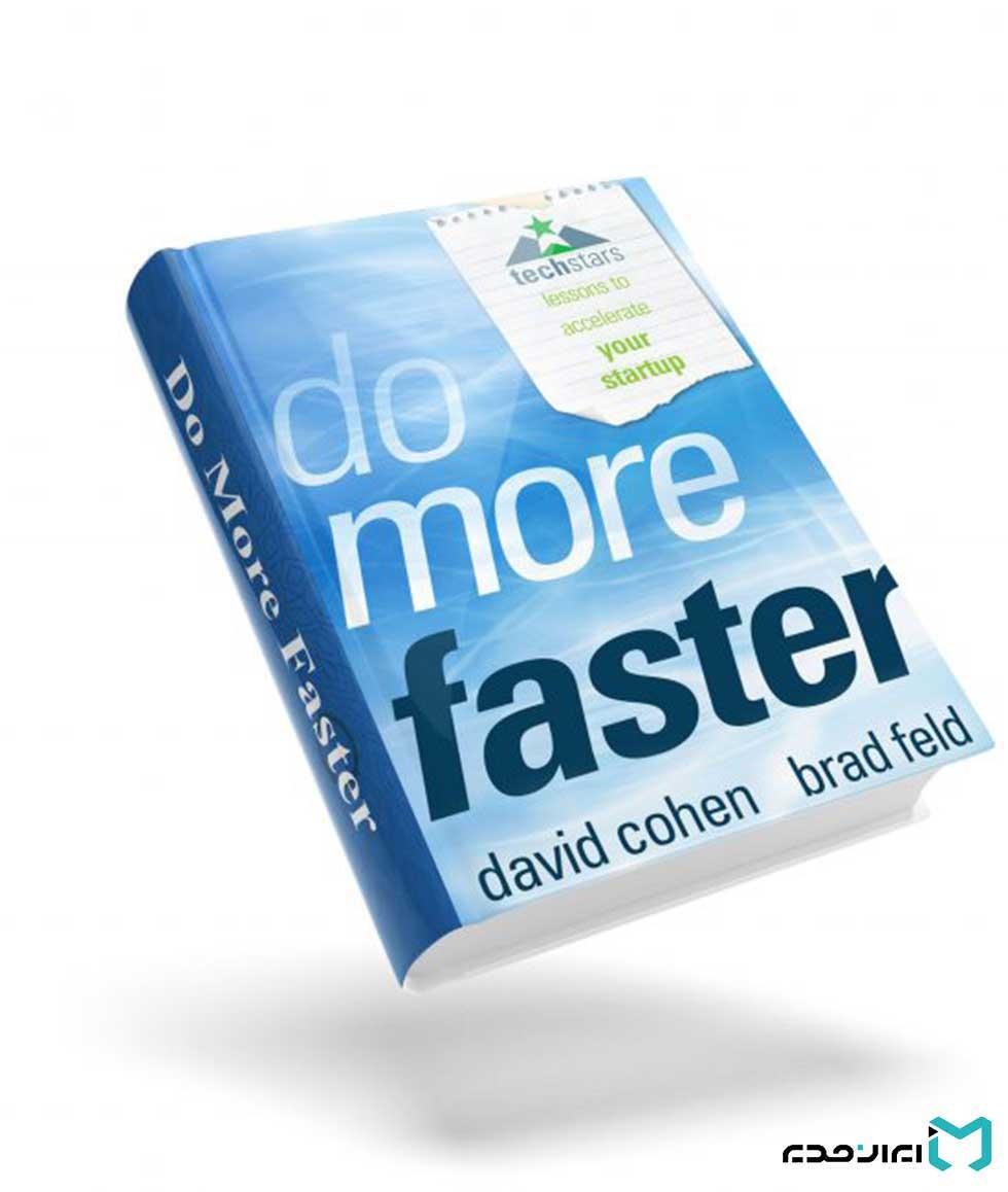 کتاب سریعتر انجام بده در زمینه استارت آپ