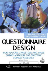 تحقیقات بازاریابی: طراحی پرسشنامه