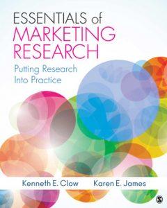 ملزومات تحقیقات بازاریابی