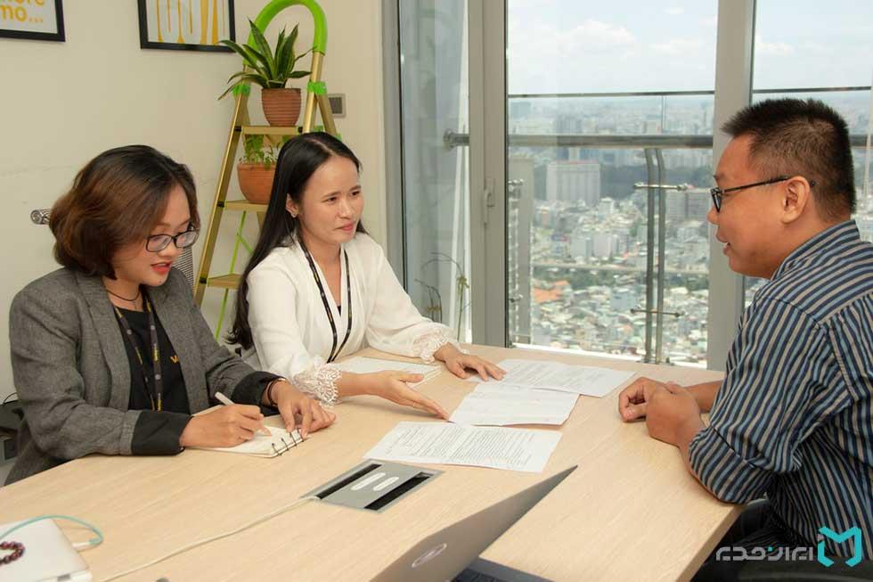 تحقیقات بازاریابی و مصاحبه