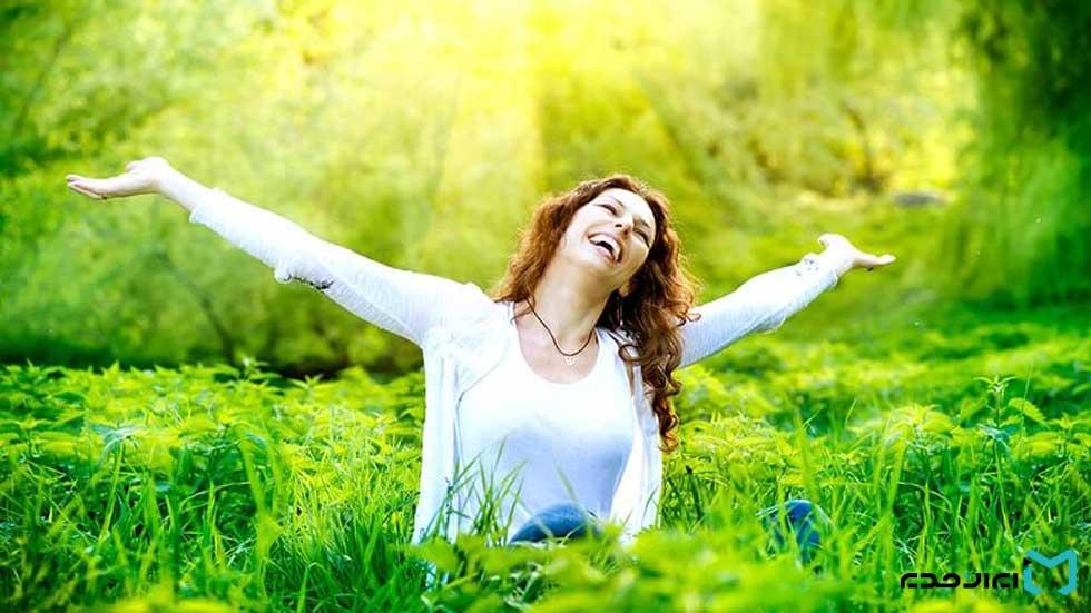 افراد با اعتماد به نفس شاد هستند