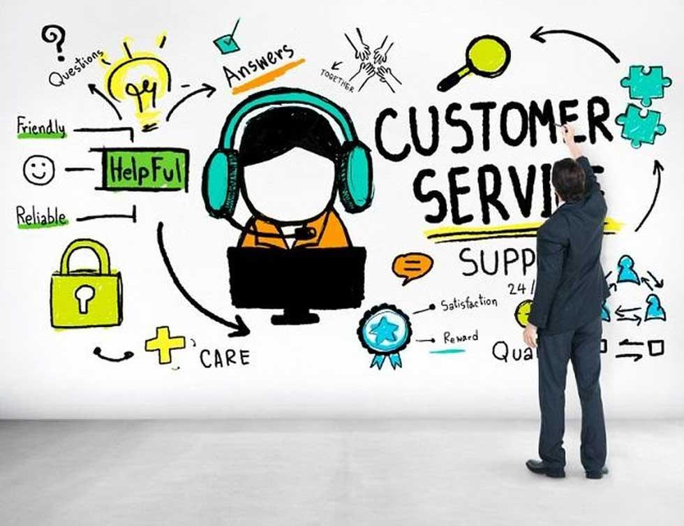 اهمیت خدمات مشتریان و سنجش خدمات