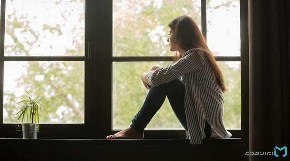 خلوت کردن در برابر تنهایی