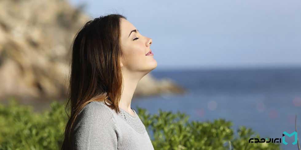 تاثیرتنفس در استرس چیست