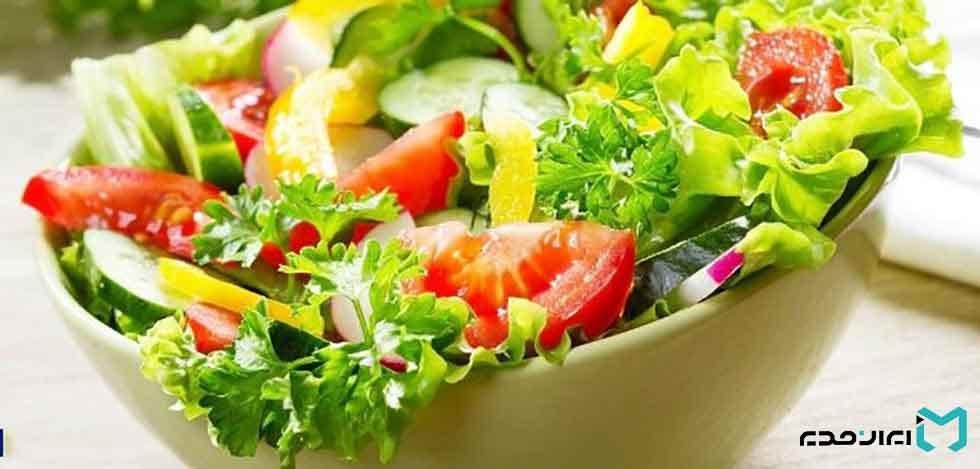 تاثیر رژیم غذایی در استرس چیست