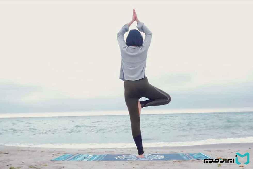 تاثیر یوگا در استرس چیست