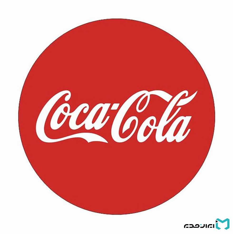 هویت بصری برند کوکاکولا