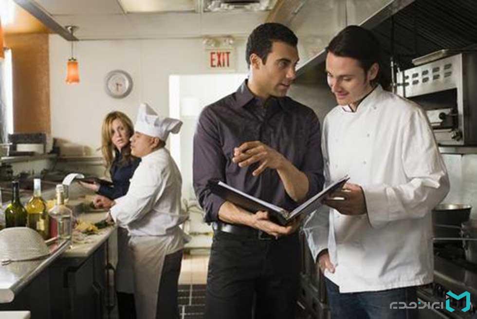 مدیریت رستوران و انگیزه به کارمندان