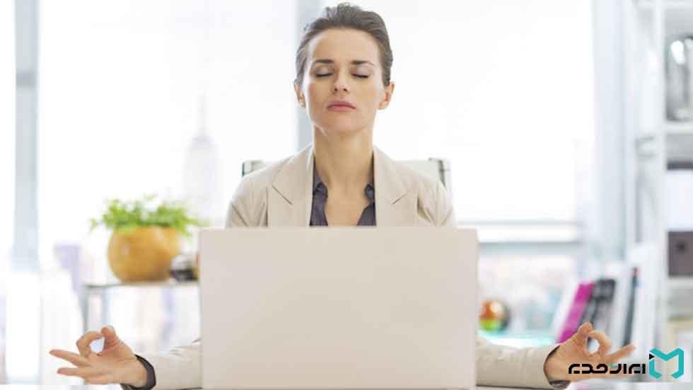 کاربرد ذهن آگاهی در محیط کار